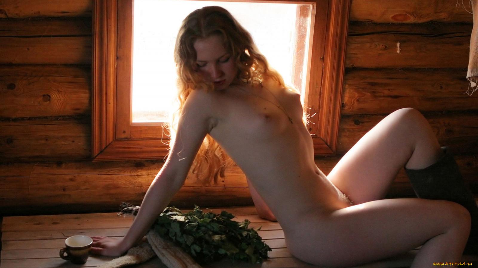 Про девушек в бане, В женской бане -видео. Смотреть в женской бане 4 фотография